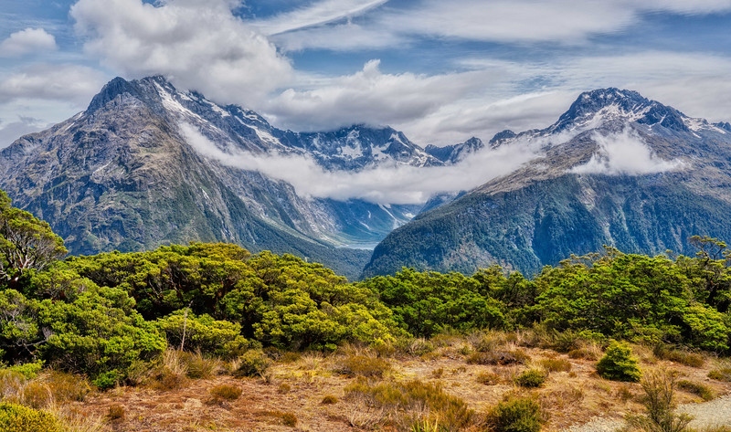 The Beginning of the Routeburn