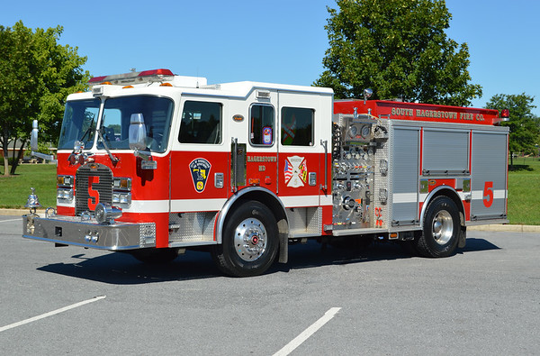 Company 5 - South Hagerstown Fire Company