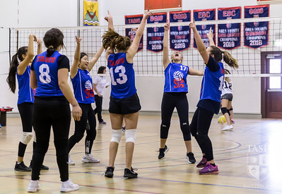 TASIS Middle School Girls Volleyball Tournament
