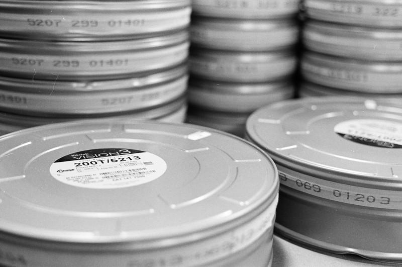 Kodak Vision3 ready to go!