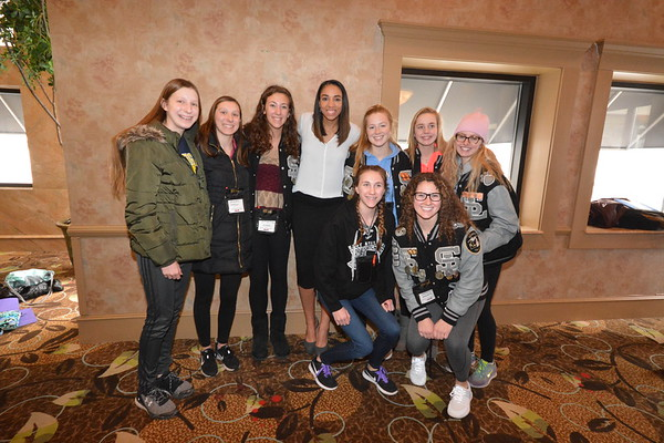 2018 WISL Conference - Alisha Glass Group Shots