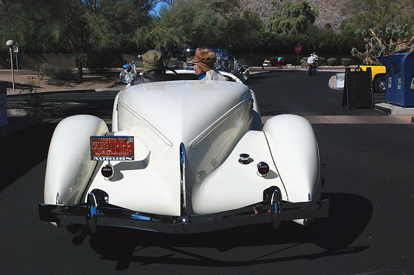 2015-11-07 Paradise Valley Veterans Appreciation Vintage Car Show