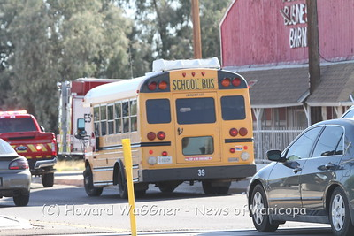 School bus crash 347 and MCG 8-8-2017