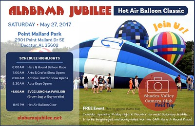 Alabama Jubilee 5-27-2017