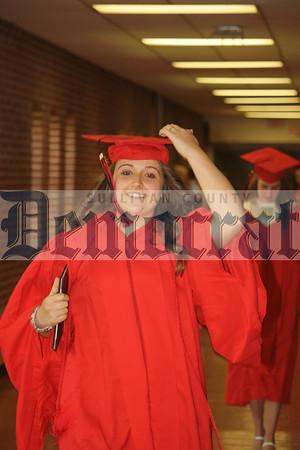 2013 Honesdale Graduation