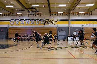 170413 GRANADA VARSITY MEN'S VOLLEYBALL