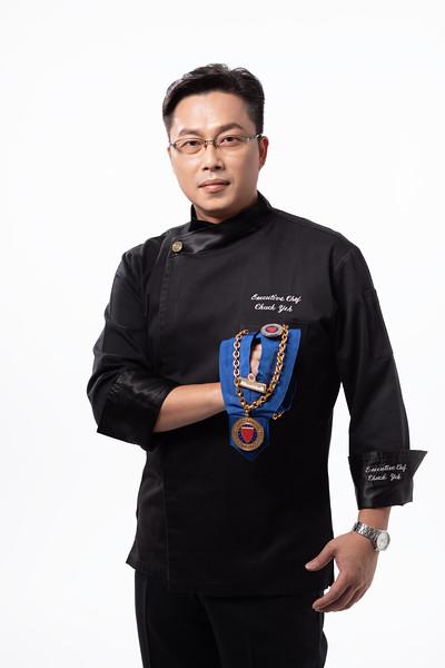 廚師形象照/ 「松園禪林-原心」總監