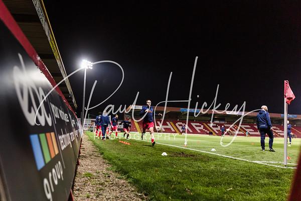 Kidderminster Harriers vs Kettering Football Club