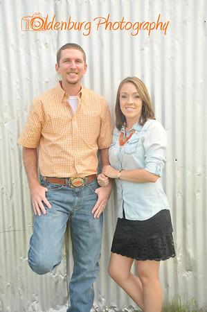 Kaylah and Randy