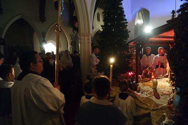 2017 Christmas Midnight Mass
