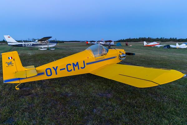 OY-CMJ - Druine D31 Turbulent