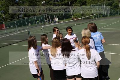 JV Girls PV vs Coeburn 2011