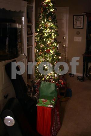 2007 12.24 Christmas Morning and Tree