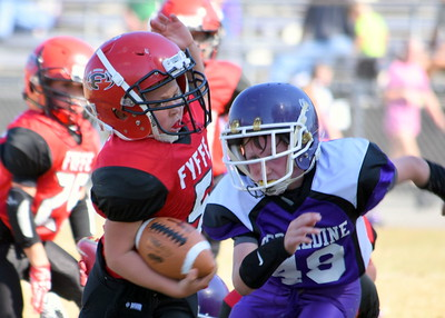 Geraldine vs. Fyffe Youth Football