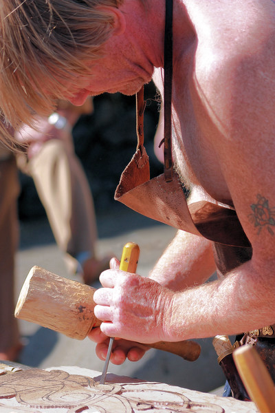 Woodcarving tradition