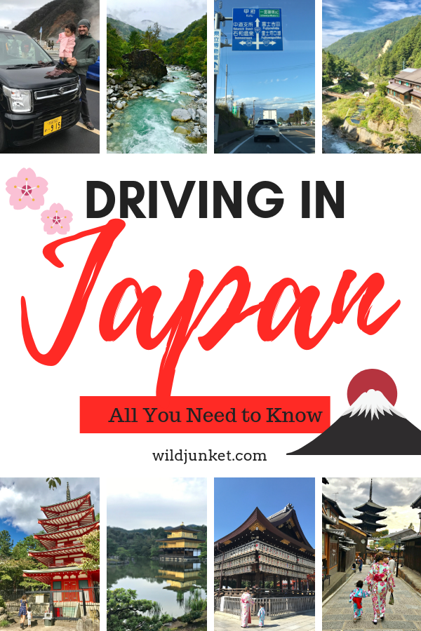 Driving in Japan: All You Need to Know