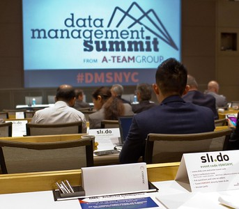 Data Management Summit NYC April 2017