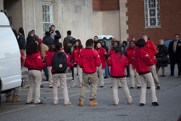 City Year DC's MLK Day of Service 2014