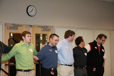 2009 Body Mind & Soul Meeting with Rec Sports, Campus Dining, and Ohio Union Staffs