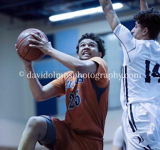 Varsity Boys Basketball vs Johnson 021219