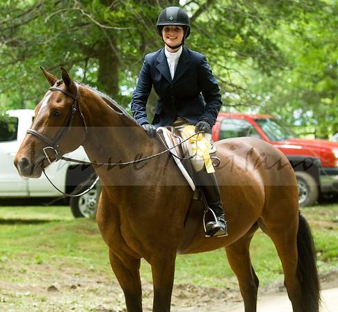 Upperville Colt and Horse Show:Children's Hunter