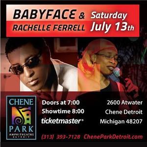 Baby Face & Rachelle Ferrell