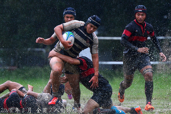 2015年全國7人制錦標賽-高中組(Taiwan Rugby Championship 7s-Senior High School Group)