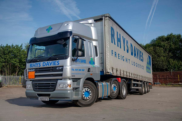 Rhys Davies Freight Logistics