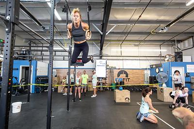 Workout 1 - Women's RX