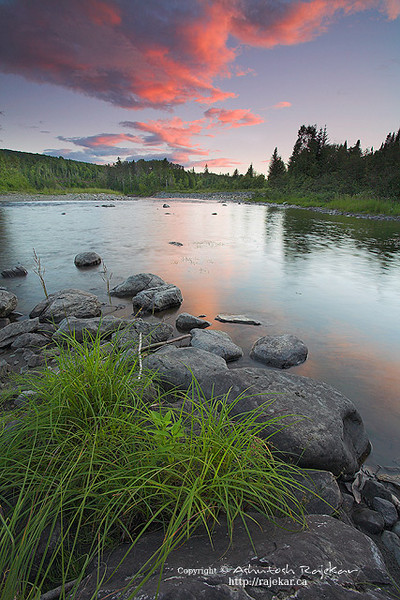 Matane River (Appalachian Mountain Range)