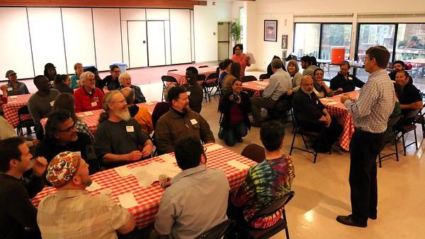 Abrahamic Reunion Community Service Monterey 2016