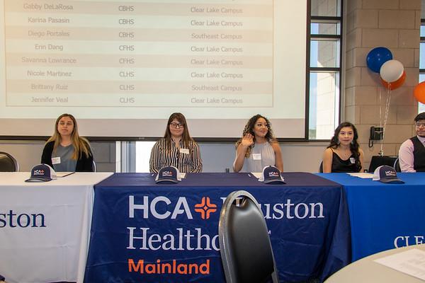 HCA Signing Ceremony