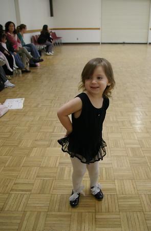 Kelli Dance Class