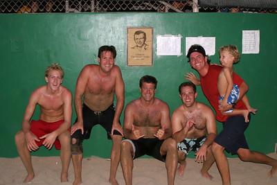 13th Annual Daddy Haine 4-Man VB Tournament 9-3-2006