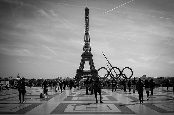 Paris, Année 2018