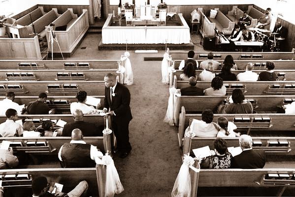 Church - Pre Ceremony
