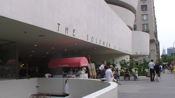 Guggenheim Museum and Central Park JVC 3D