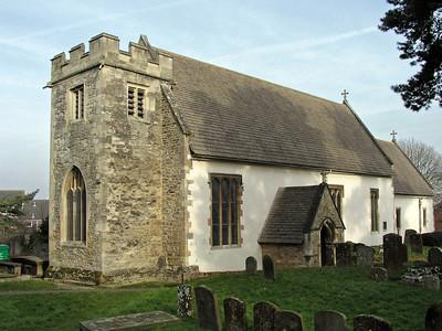 St James, Church of England, Beauchamp Lane, Cowley, Oxford, OX4 3LF