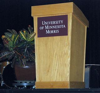 2012 05 11: UMMorris Honors