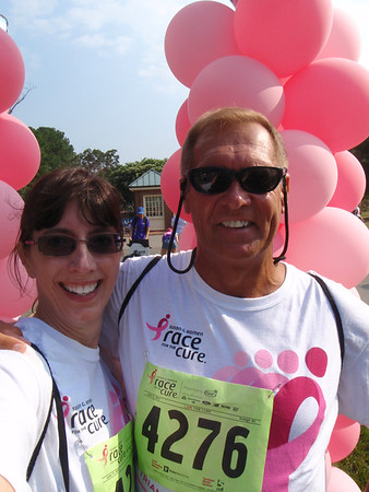 Komen Race for the Cure - 2011