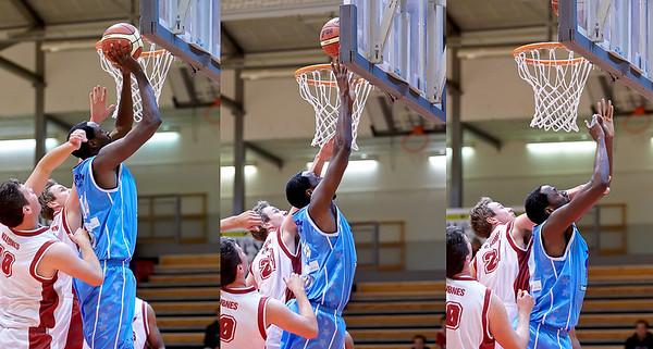 2011-09-17: Bærum Basket - Langhus Basket