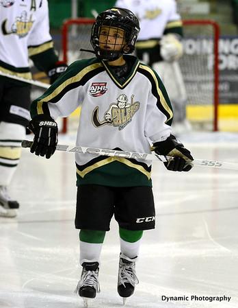Okotoks Oilers vs Calgary Canucks Dec 13 2012