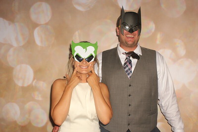 Julie and Cory's Wedding Photo Booth