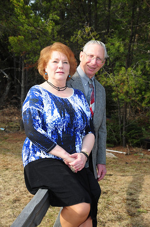 Bill & Veronica 50 years