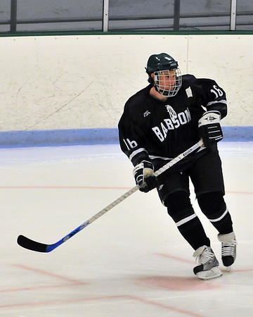 BABSON HOCKEY SELECTED PIXS  11.29, 2008