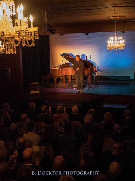Taylor Mac at The Ancram Opera House