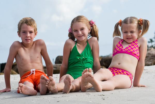 Beach Portraits 2009