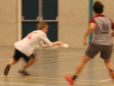 Dutch Indoor Ultimate Frisbee - round 3