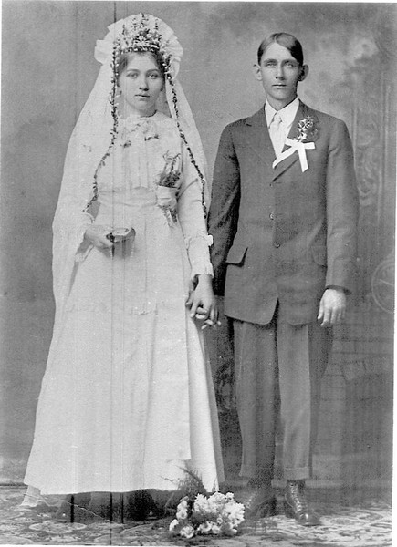Louis and Rosalie Wawrzon Burzynski