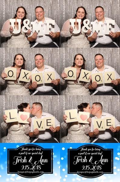 Ann & Trish's Wedding 9-15-2018 PRINTS